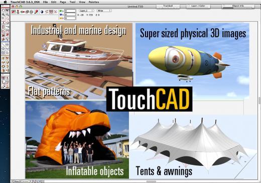 TouchCAD