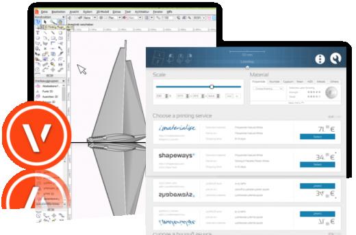 Vectorworks 3D Printing Plugin