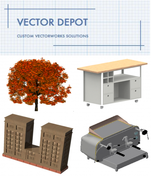 Partner Products Vectorworks