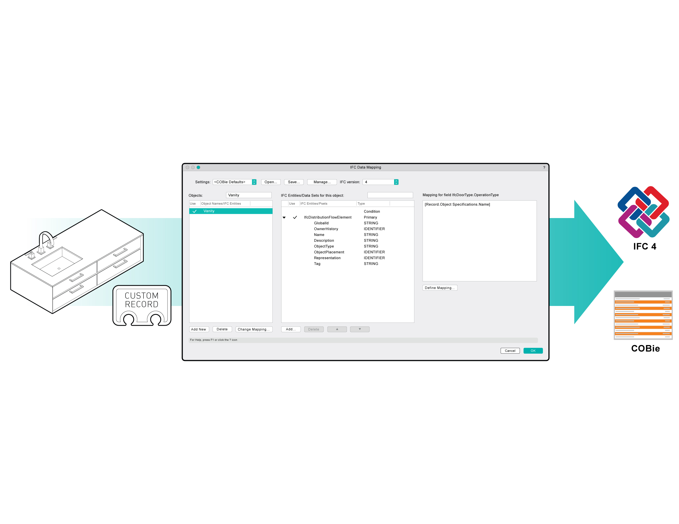 BETTER openBIM WITH CUSTOM IFC EXPORT