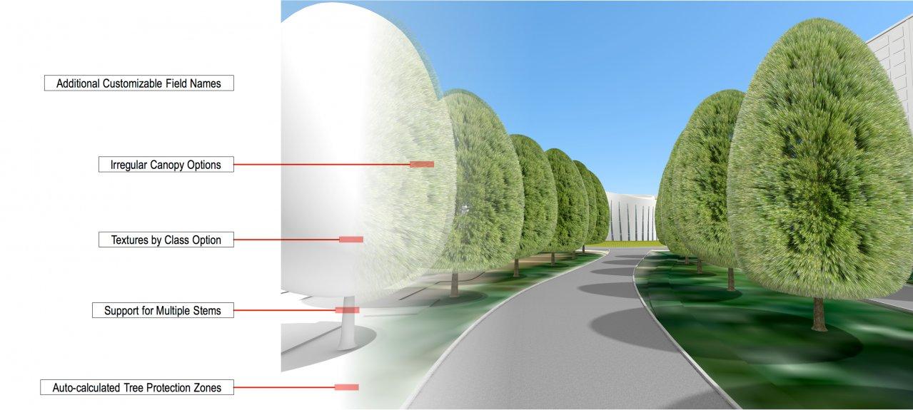 Existing Tree Enhancements