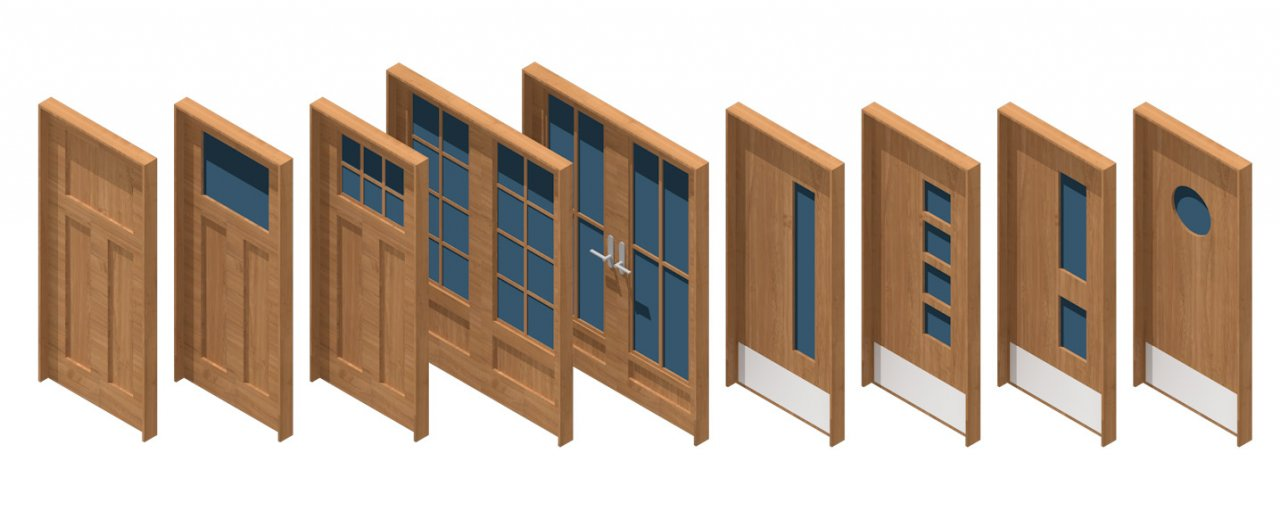 Vision Panels for Doors