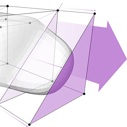 Modelado de subdivisión mejorado