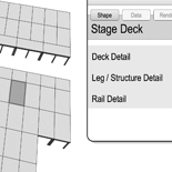 Create Stage Improvements