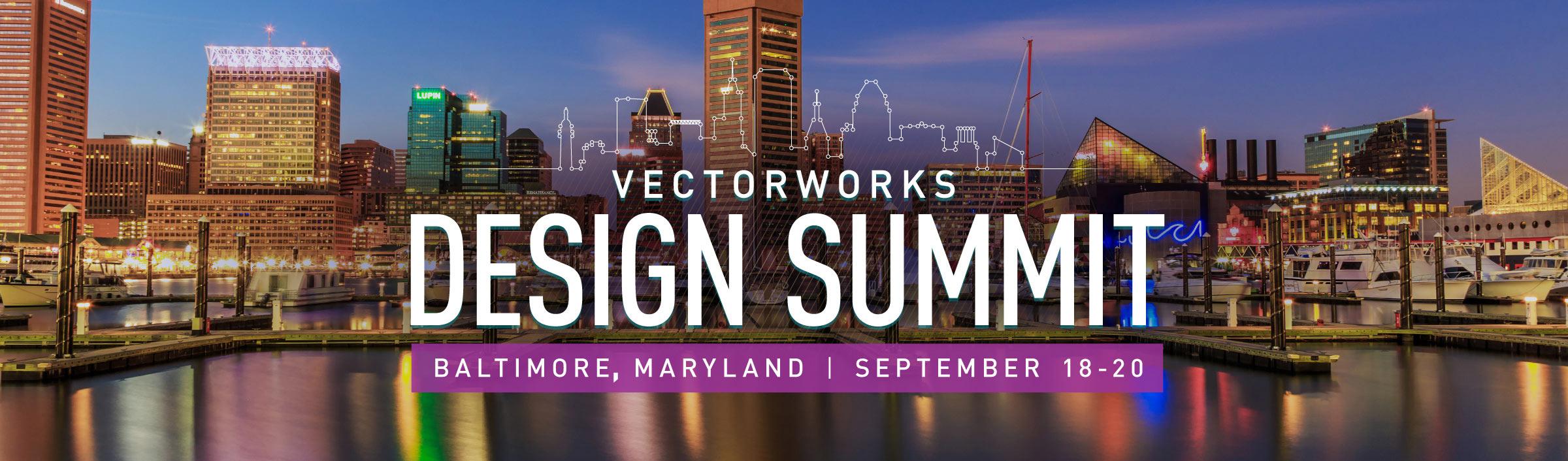 Vectorworks Design Summit 2017