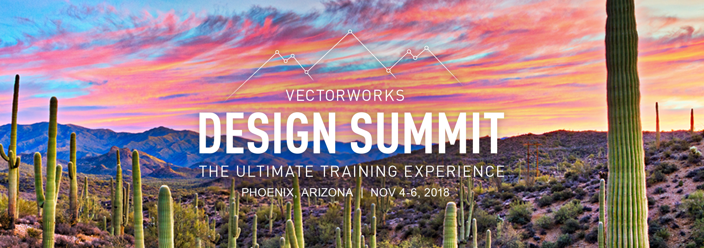 Vectorworks Design Summit | November 4-6, 2018 | Phoenix, AZ