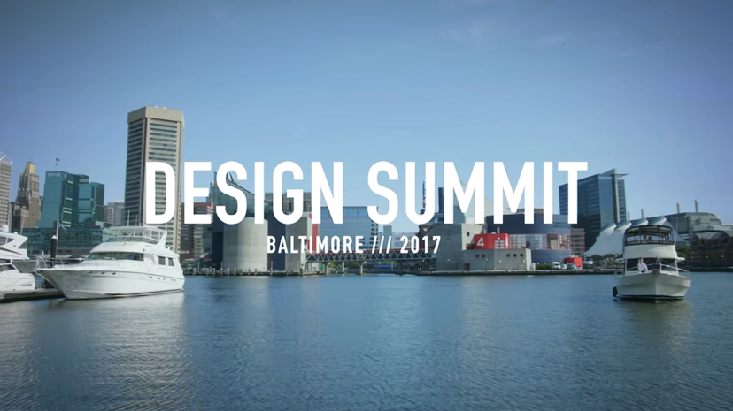 Design Summit 2017:What You Missed