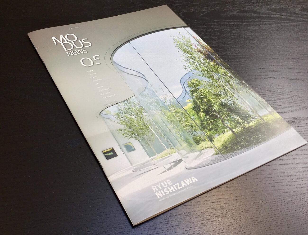 MODUS News Magazine