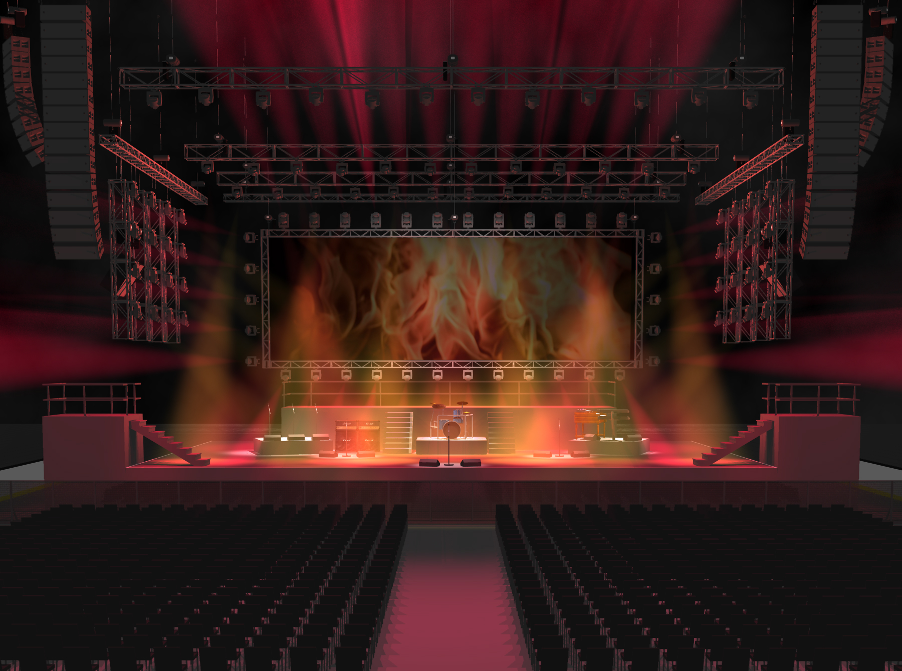 Vectorworks spotlight software entertainment lighting design