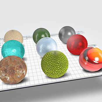Import Cinema 4D Textures
