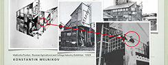 Melnikov, the Russian Revolution, and the Early Sparks of Iconic Architecture