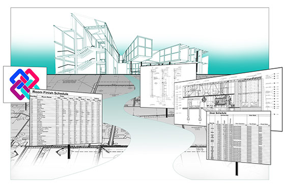 Architecture Design Workflow bim (building information modeling) | vectorworks
