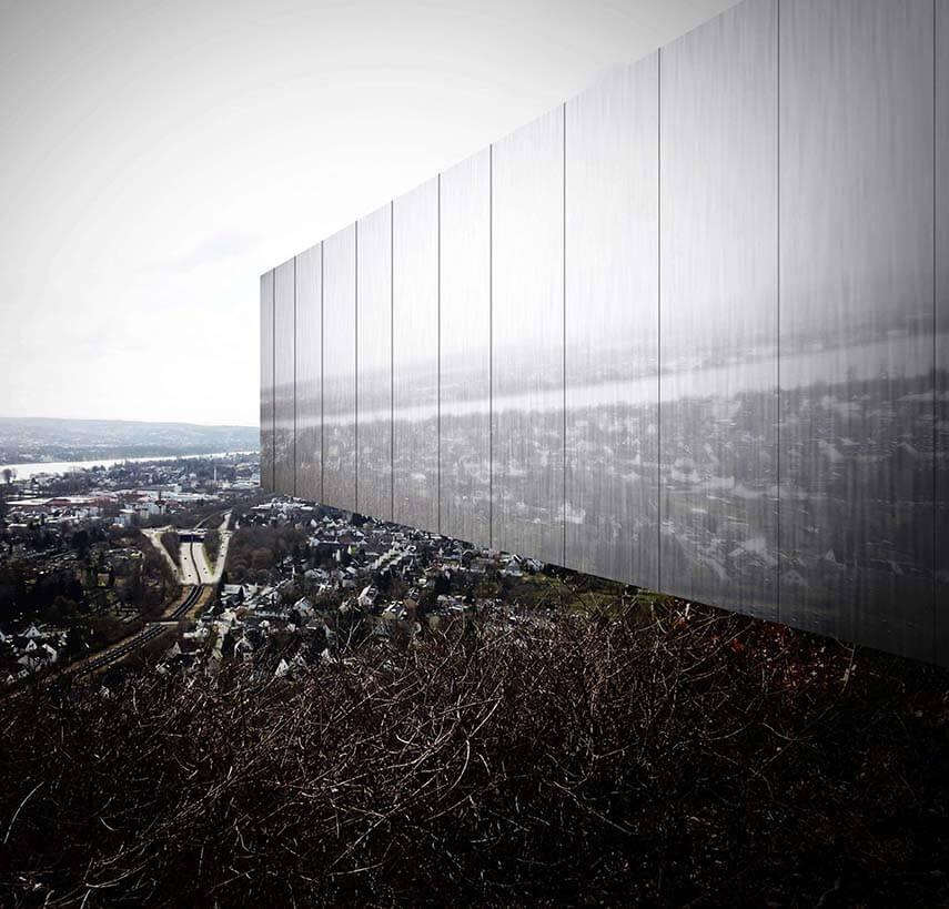 Benno Schmitz: The Museum of Contemporary Arts in Bonn