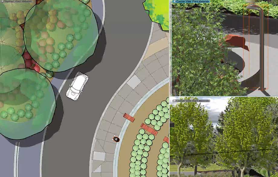 Landscape Software - Landscape Design | Vectorworks Landmark