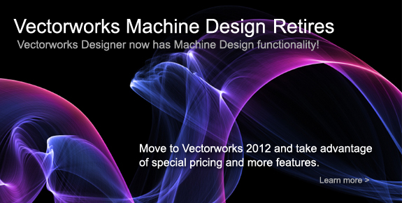 Machine Design Retirement