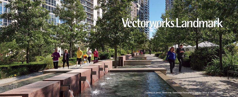 Vectorworks Landmark - Professional Landscape Design CAD ...