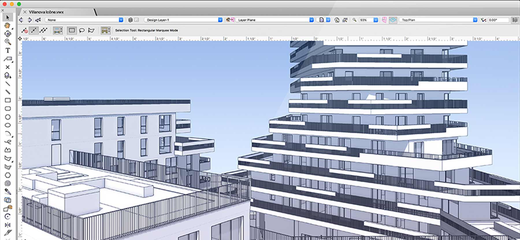 3D Design Software - Fully Integrated BIM | Vectorworks