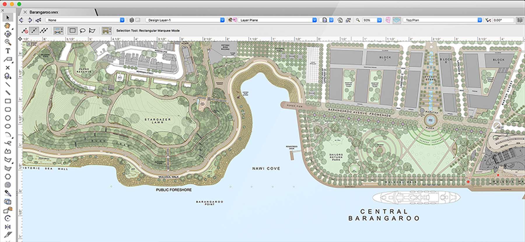 3D Design Software - Fully Integrated BIM | Vectorworks
