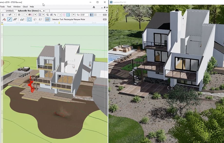 Vectorworks Architect – Vectorworks - CAD software for