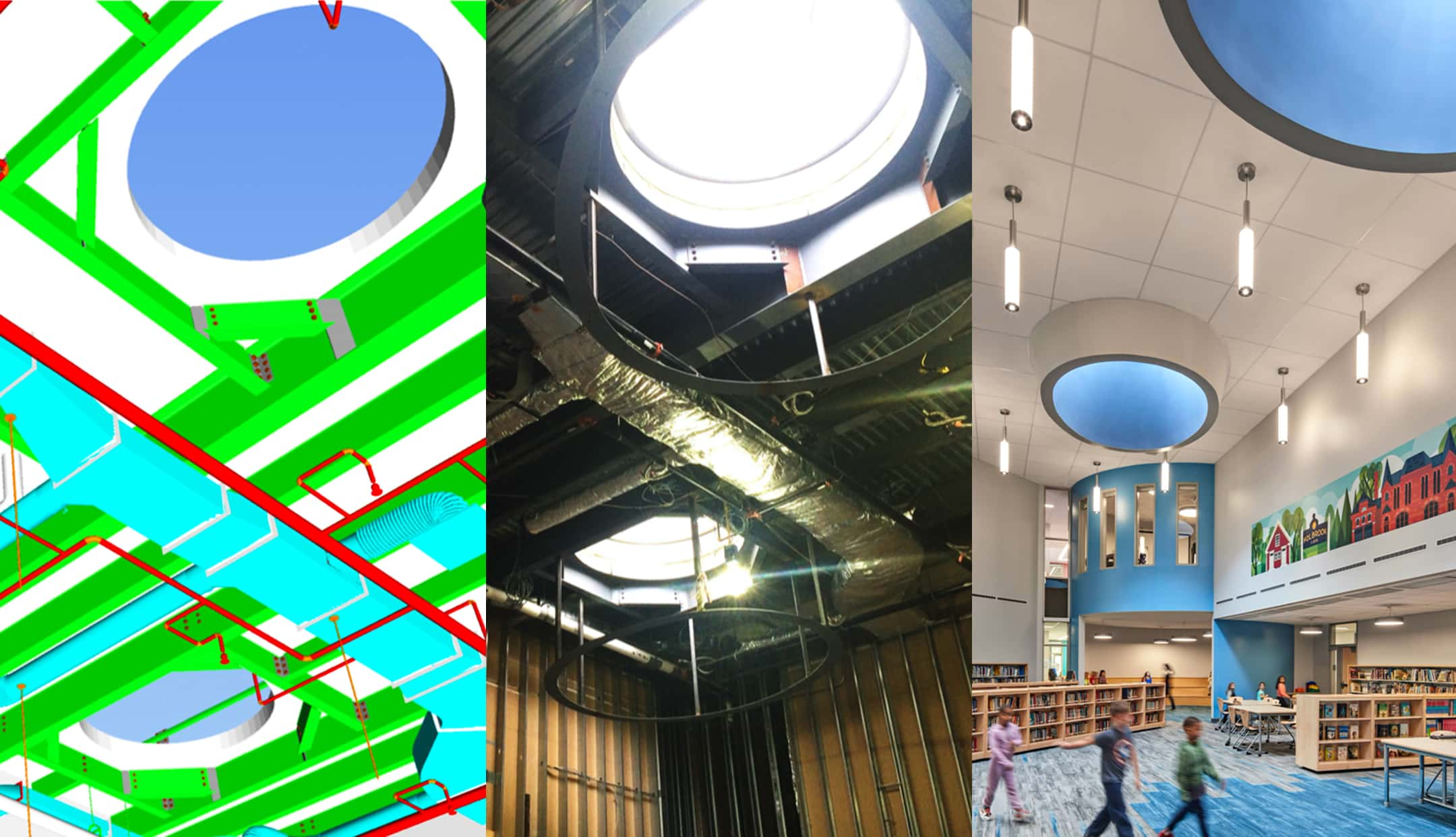 Skylights Design Phases
