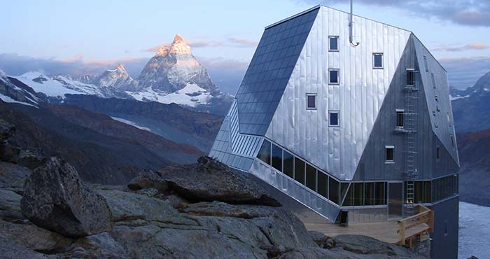 High on Sustainability: Modern Design in the Alps