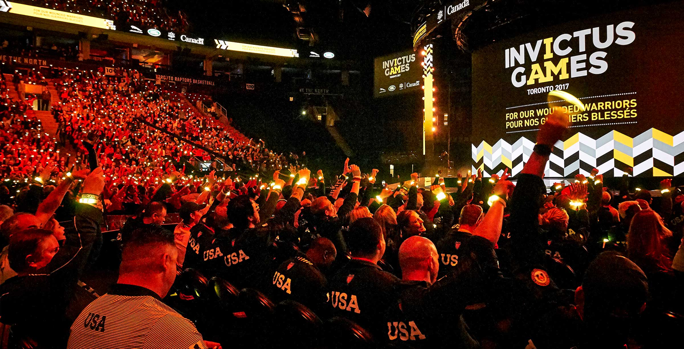 The 2017 Invictus Games closing ceremony