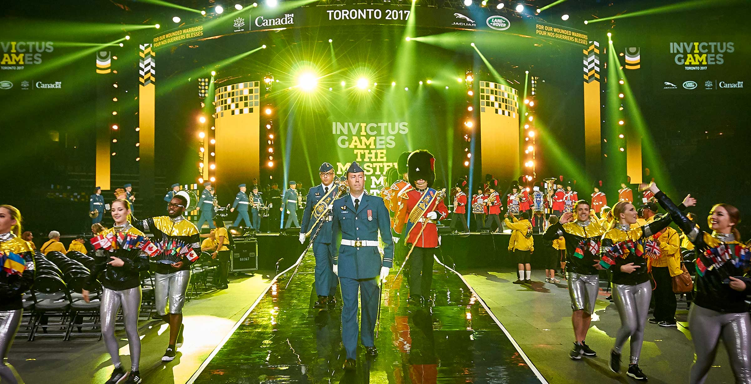 The 2017 Invictus Games Opening Ceremony