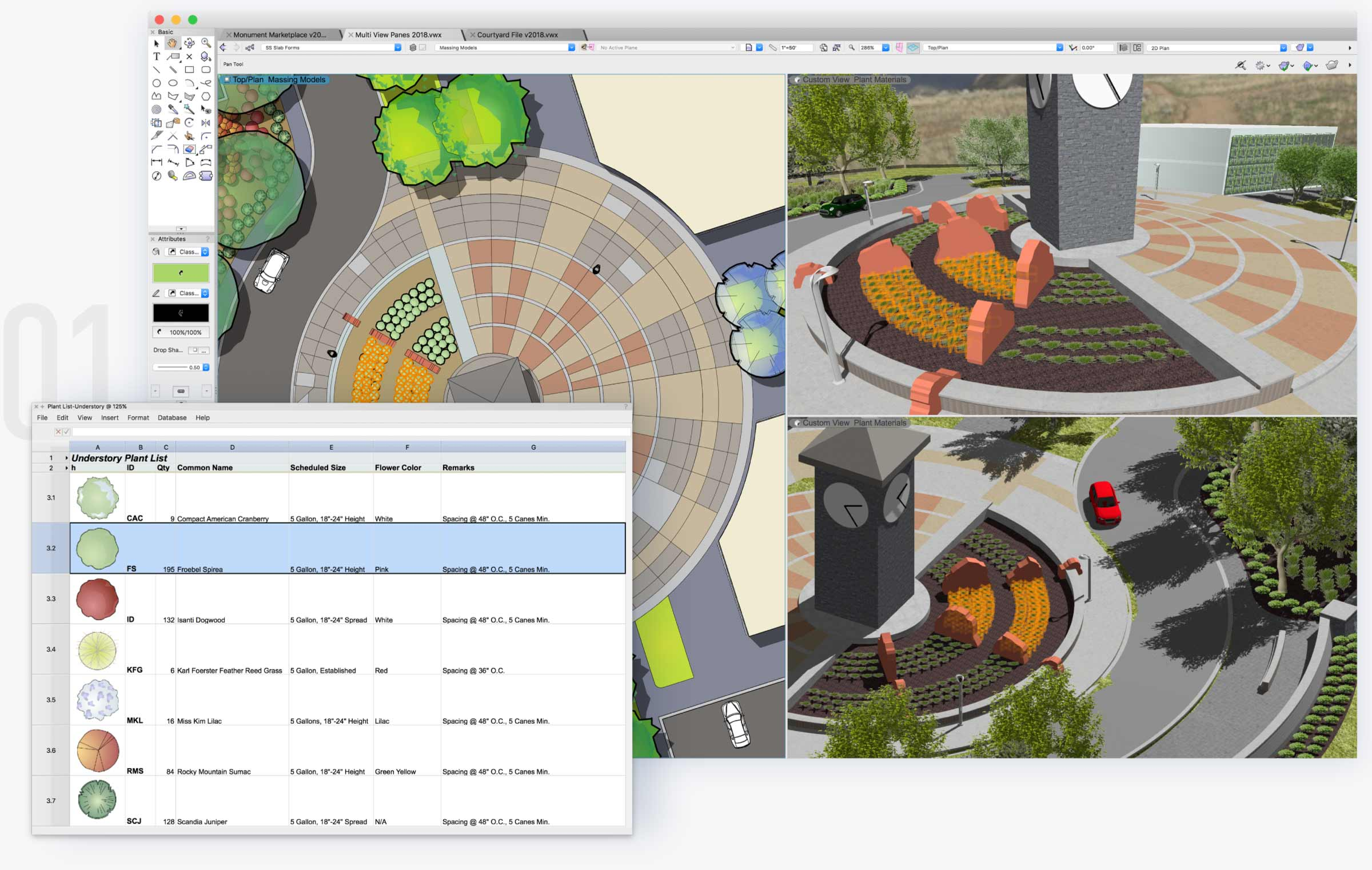 Landscape Design - BIM Software| Vectorworks Landmark